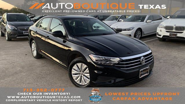 2019 Volkswagen Jetta S Houston TX