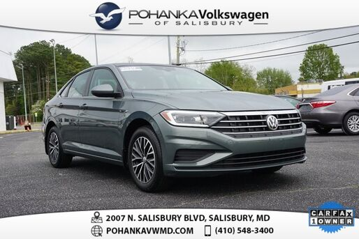 2019_Volkswagen_Jetta_SEL ** ONE OWNER ** 0% FINANCING AVAILABLE **_ Salisbury MD