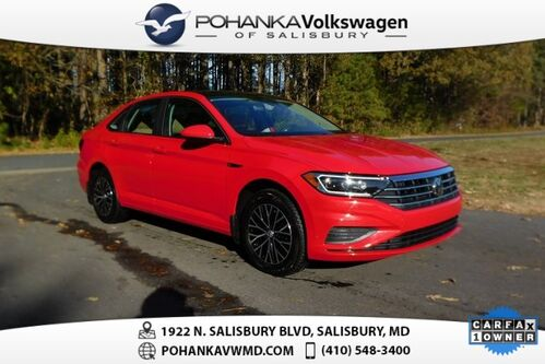 2019_Volkswagen_Jetta_SEL ** VW CERTIFIED ** 7 YEAR / 84K MILE WARRANTY **_ Salisbury MD