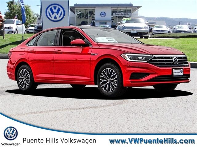 2019 Volkswagen Jetta SEL Auto City of Industry CA