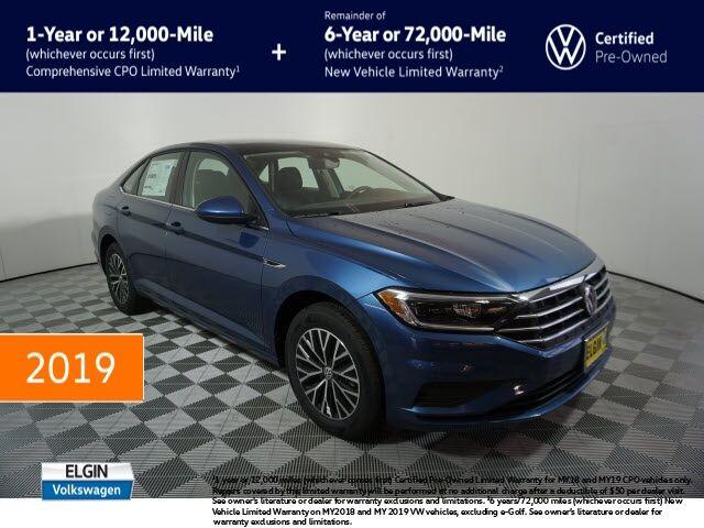 2019 Volkswagen Jetta SEL Elgin IL