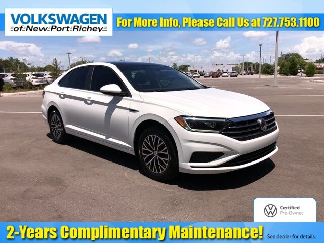 2019 Volkswagen Jetta SEL New Port Richey FL
