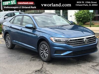 2019_Volkswagen_Jetta_SEL_ Orland Park IL