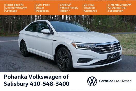 2019_Volkswagen_Jetta_SEL Premium ** VW CERTIFIED **_ Salisbury MD