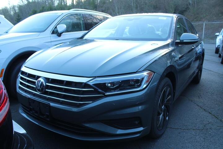 2019 Volkswagen Jetta SEL Premium W/ Cold Weather Package Seattle WA