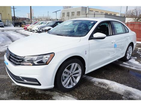 2019_Volkswagen_Passat_2.0T WOLFSBURG_ Salt Lake City UT