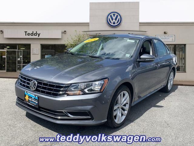 2019 Volkswagen Passat 2.0T Wolfsburg Bronx NY