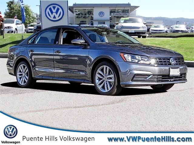 2019 Volkswagen Passat 2.0T Wolfsburg City of Industry CA