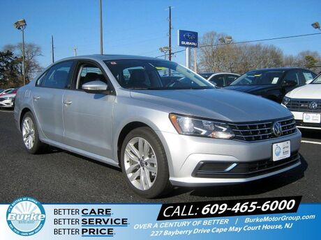 2019 Volkswagen Passat 2.0T Wolfsburg Edition South Jersey NJ