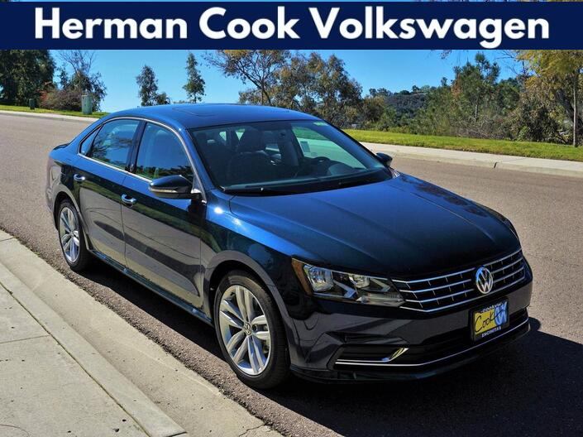 2019 Volkswagen Passat 2.0T Wolfsburg Edition Encinitas CA