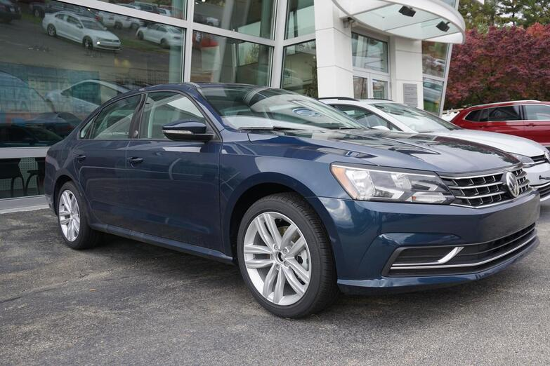 New Volkswagen Passat Pittsburgh Pa