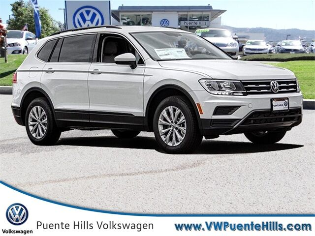 2019 Volkswagen Tiguan  City of Industry CA