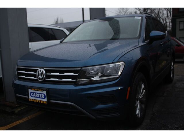 2019 Volkswagen Tiguan 2.0T 4MOTION Seattle WA