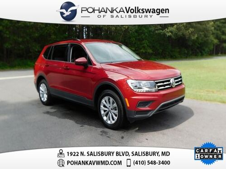 2019_Volkswagen_Tiguan_2.0T S ** ONLY 13K MILES **_ Salisbury MD
