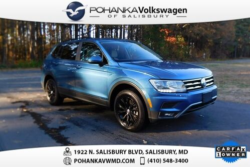 2019_Volkswagen_Tiguan_2.0T S 4Motion ** 7 YEAR / 84K MILE WARRANTY **_ Salisbury MD