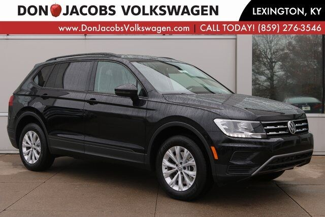 2019 Volkswagen Tiguan 2.0T S 4Motion Lexington KY
