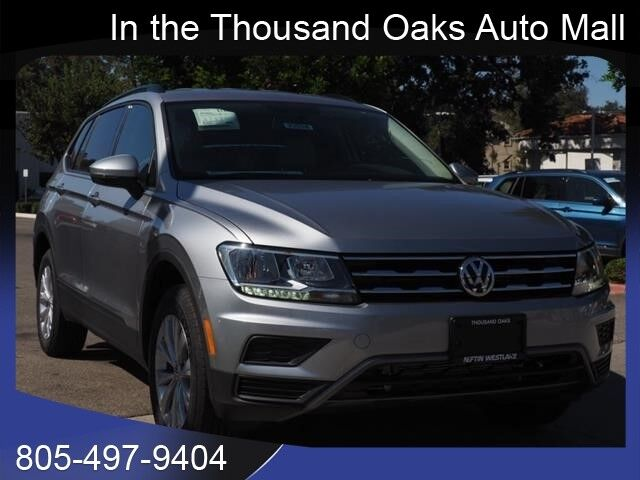 2019 Volkswagen Tiguan 2.0T S 4Motion Thousand Oaks CA