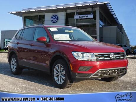 2019 Volkswagen Tiguan 2.0T S 4Motion West Chester PA