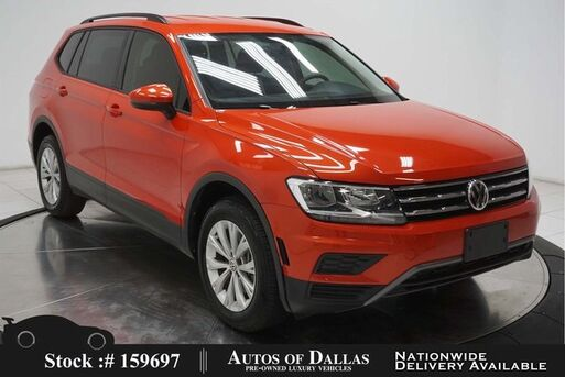 2019_Volkswagen_Tiguan_2.0T S BACK-UP CAMERA,17IN WLS,3RD ROW STS_ Plano TX