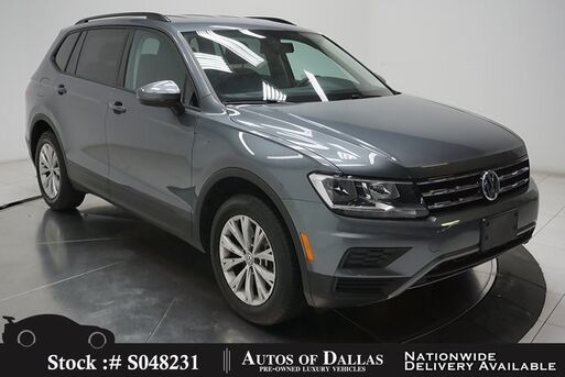 2019_Volkswagen_Tiguan_2.0T S BACK-UP CAMERA,18IN WLS,3RD ROW STS_ Plano TX