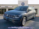 2019 Volkswagen Tiguan 2.0T S Video