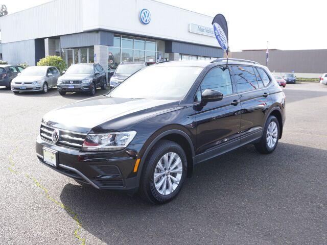 2019 Volkswagen Tiguan 2.0T S McMinnville OR