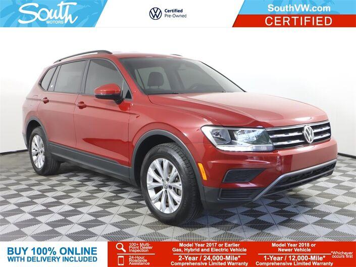 2019 Volkswagen Tiguan 2.0T S Miami FL