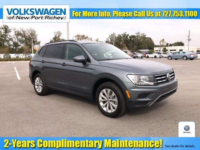 2019 Volkswagen Tiguan 2.0T S New Port Richey FL