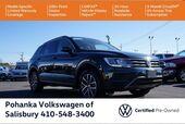 2019 Volkswagen Tiguan 2.0T SE ** VW CERTIFIED ** 7 YEAR / 84K MILE WARRANTY **