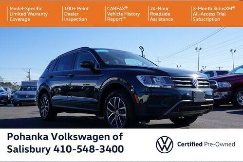 2019_Volkswagen_Tiguan_2.0T SE ** VW CERTIFIED ** 7 YEAR / 84K MILE WARRANTY **_ Salisbury MD