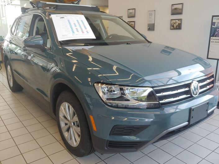 2019 Volkswagen Tiguan 2.0T SE 4MOTION Pittsfield MA