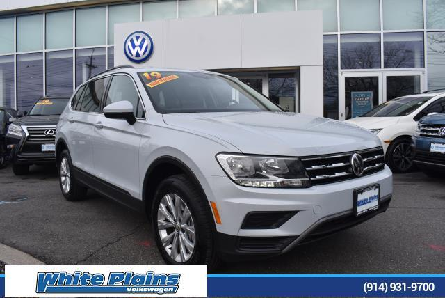 2019 Volkswagen Tiguan 2.0T SE 4MOTION White Plains NY