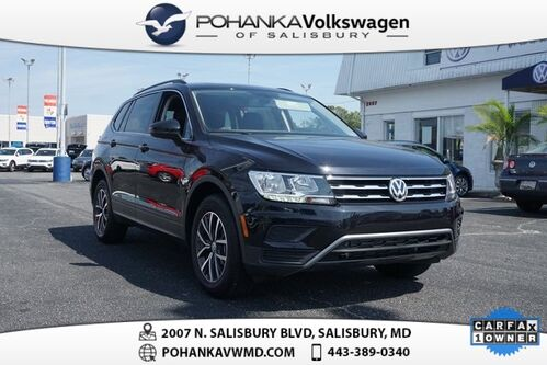 2019_Volkswagen_Tiguan_2.0T SE 4Motion  ** CERTIFIED ** LEATHER ** SUNROOF **_ Salisbury MD