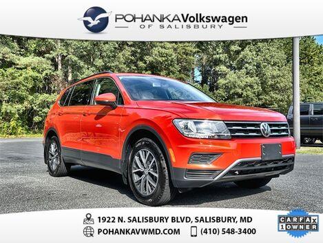 2019_Volkswagen_Tiguan_2.0T SE 4Motion ** VW CERTIFIED **_ Salisbury MD