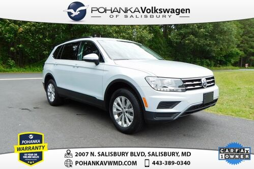 2019_Volkswagen_Tiguan_2.0T SE 4Motion Certified ** PRICE DROP **_ Salisbury MD