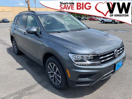 2019 Volkswagen Tiguan 2.0T SE 4Motion Kingston NY