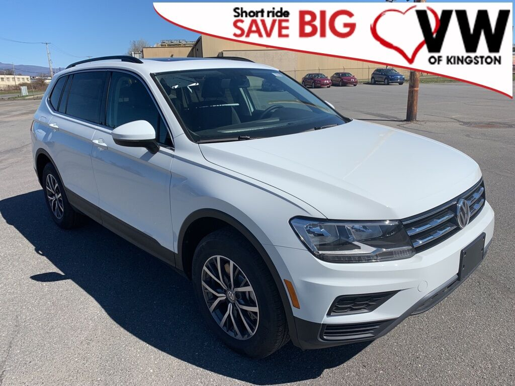 2019_Volkswagen_Tiguan_2.0T SE 4Motion_ Kingston NY