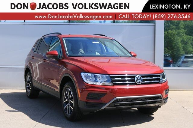 2019 Volkswagen Tiguan 2.0T SE 4Motion Lexington KY
