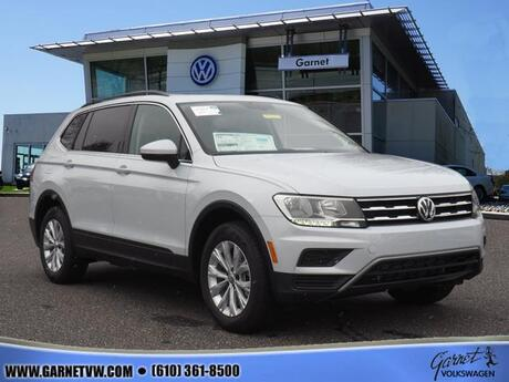 2019 Volkswagen Tiguan 2.0T SE 4Motion w/Pano Roof West Chester PA