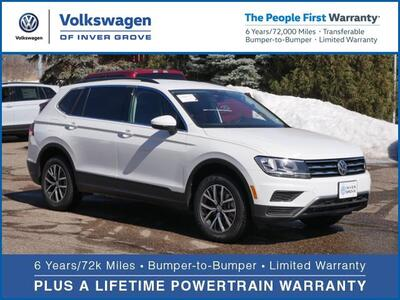 2019_Volkswagen_Tiguan_2.0T SE AWD_ Inver Grove Heights MN