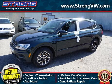 2019 Volkswagen Tiguan 2.0T SE AWD Salt Lake City UT