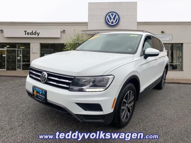 2019 Volkswagen Tiguan 2.0T SE Bronx NY