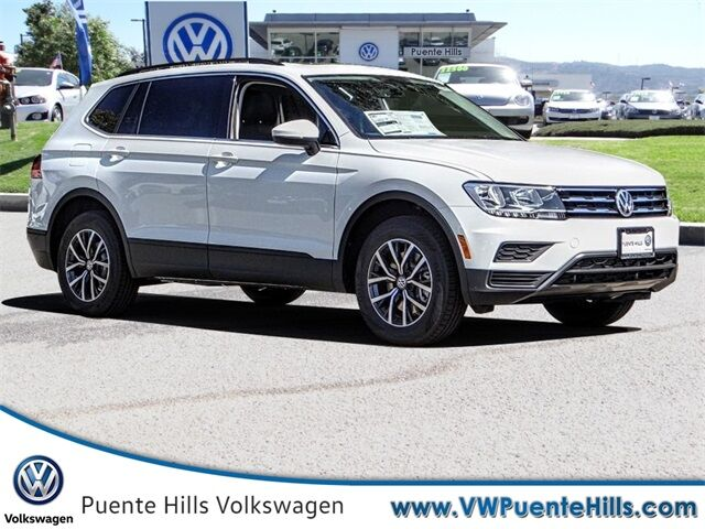 2019 Volkswagen Tiguan 2.0T SE City of Industry CA