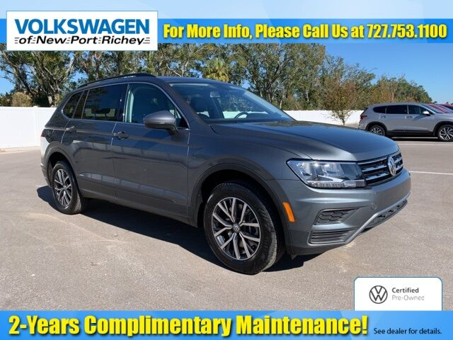 2019 Volkswagen Tiguan 2.0T SE New Port Richey FL