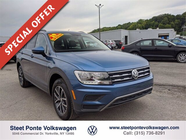2019 Volkswagen Tiguan 2.0T SE Yorkville NY