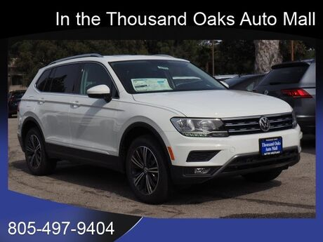 2019 Volkswagen Tiguan 2.0T SEL 4Motion Thousand Oaks CA