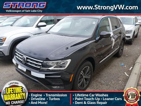 2019 Volkswagen Tiguan 2.0T SEL AWD Salt Lake City UT