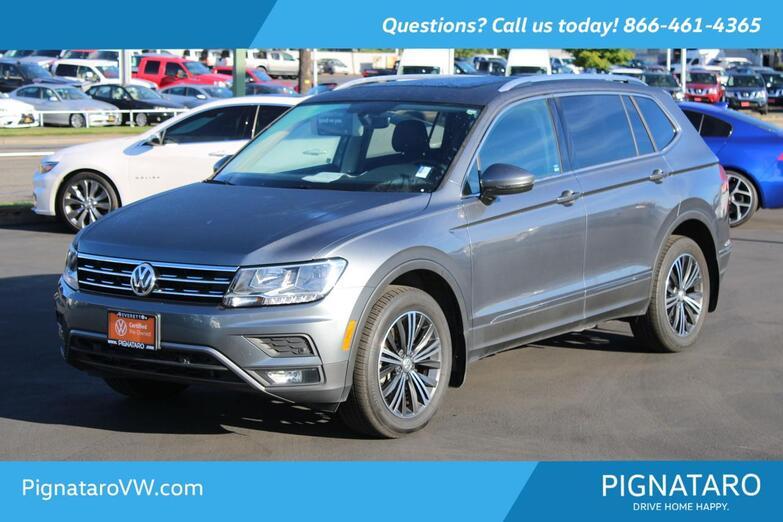 2019 Volkswagen Tiguan 2.0T SEL Everett WA