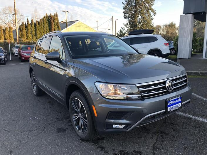 2019 Volkswagen Tiguan 2.0T SEL McMinnville OR