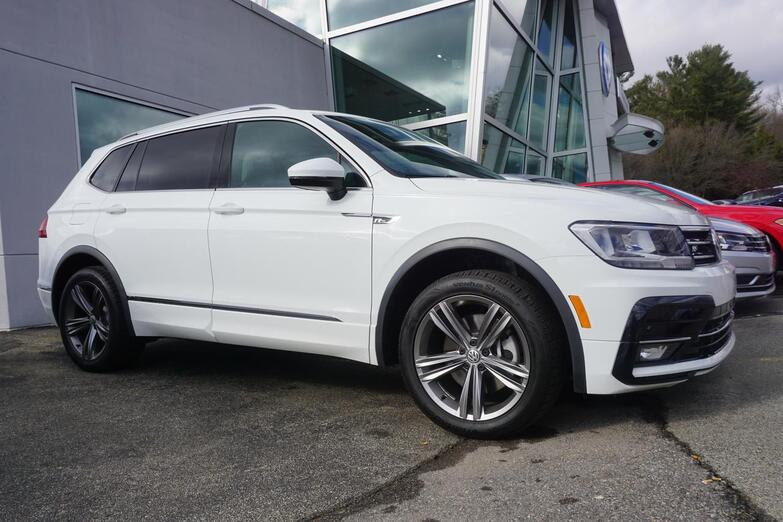 2019 Volkswagen Tiguan 2.0T SEL R-Line 4MOTION Pittsburgh PA